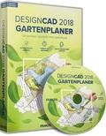 DesignCAD Gartenplaner 2018, 1 CD-ROM