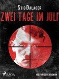 Zwei Tage im Juli (eBook, ePUB)