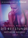 Die Reitstunde - Erotische Novelle (eBook, ePUB)