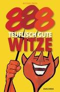 888 teuflisch gute Witze (eBook, ePUB)
