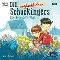 Die unglaublichen Schockingers - Der Brühwürfel-Fluch, 2 Audio-CDs