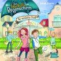Der fabelhafte Regenschirm - Die verrückte Stadt, Audio-CD