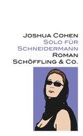 Solo für Schneidermann (eBook, ePUB)