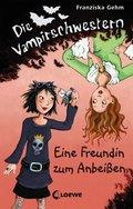 Die Vampirschwestern 1 - Eine Freundin zum Anbeißen (eBook, ePUB)