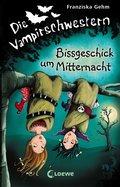 Die Vampirschwestern 8 - Bissgeschick um Mitternacht (eBook, ePUB)