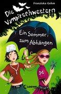 Die Vampirschwestern 9 - Ein Sommer zum Abhängen (eBook, ePUB)