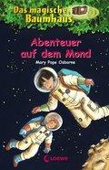 Das magische Baumhaus 8 - Abenteuer auf dem Mond (eBook, ePUB)