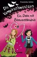 Die Vampirschwestern 10 - Ein Date mit Bissverständnis (eBook, ePUB)