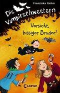 Die Vampirschwestern 11 - Vorsicht, bissiger Bruder! (eBook, ePUB)