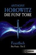 Die fünf Tore 5 - Feuerfluch (eBook, )