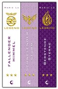 Legend - Die komplette Trilogie (eBook, ePUB)