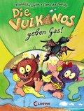 Die Vulkanos geben Gas! (eBook, ePUB)
