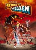 Schule der Helden 1 - Bedrohung aus der Unterwelt (eBook, ePUB)