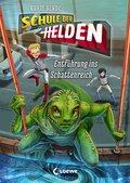 Schule der Helden 3 - Entführung ins Schattenreich (eBook, ePUB)