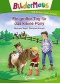 Bildermaus - Ein großer Tag für das kleine Pony (eBook, ePUB)
