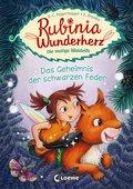 Rubinia Wunderherz, die mutige Waldelfe - Das Geheimnis der schwarzen Feder (eBook, ePUB)