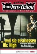 Jerry Cotton - Folge 2074 (eBook, ePUB)