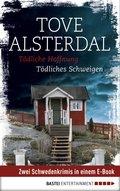 Tödliche Hoffnung/Tödliches Schweigen (eBook, ePUB)