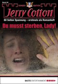 Jerry Cotton Sonder-Edition - Folge 62 (eBook, ePUB)