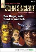 John Sinclair Sonder-Edition 77 - Horror-Serie (eBook, ePUB)