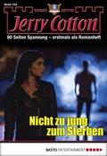 Jerry Cotton Sonder-Edition 103 - Krimi-Serie (eBook, ePUB)