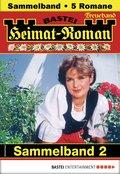 Heimat-Roman Treueband 2 - Sammelband (eBook, ePUB)