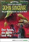 John Sinclair 2152 - Horror-Serie (eBook, ePUB)