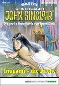 John Sinclair 2161 - Horror-Serie (eBook, ePUB)
