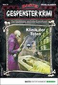 Gespenster-Krimi 30 - Horror-Serie (eBook, ePUB)