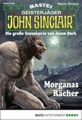 John Sinclair 2164 - Horror-Serie (eBook, ePUB)