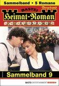 Heimat-Roman Treueband 9 - Sammelband (eBook, ePUB)