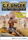 G. F. Unger Sonder-Edition 183 - Western (eBook, ePUB)