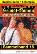 Heimat-Roman Treueband 15 - Sammelband (eBook, ePUB)