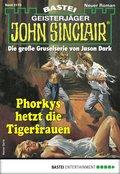 John Sinclair 2170 - Horror-Serie (eBook, ePUB)
