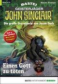 John Sinclair 2176 - Horror-Serie (eBook, ePUB)