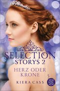 Selection Storys - Herz oder Krone (eBook, ePUB)