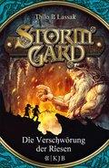 Stormgard: Die Verschwörung der Riesen (eBook, ePUB)