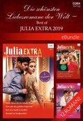 Die schönsten Liebesromane der Welt - Best of Julia Extra 2019 (eBook, ePUB)