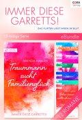 Immer diese Garretts! - Das Flirten liegt ihnen im Blut (12-teilige Serie) (eBook, ePUB)