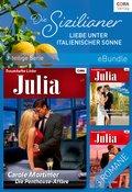 Die Sizilianer - Liebe unter italienischer Sonne (3-teilige Serie) (eBook, ePUB)