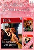 Der Millionär, sein Schloss und ich (eBook, ePUB)
