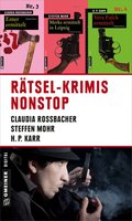 Rätsel-Krimis nonstop (eBook, ePUB)