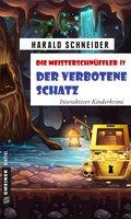 Die Meisterschnüffler IV - Der verbotene Schatz (eBook, ePUB)