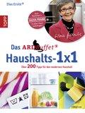 Das ARD-Buffet Haushalts 1x1 (eBook, ePUB)