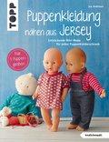 Puppenkleidung nähen aus Jersey (eBook, PDF)