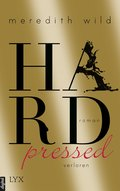 Hardpressed - verloren (eBook, ePUB)