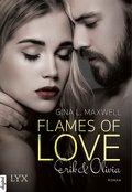 Flames of Love - Erik & Olivia (eBook, ePUB)
