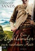 Ein Highlander zur rechten Zeit (eBook, ePUB)