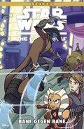 Star Wars: The Clone Wars (zur TV-Serie), Band 17 - Bane gegen Bane (eBook, PDF)