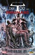 Der Tod der Inhumans (eBook, PDF)